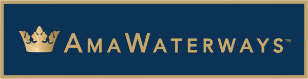 AMA Waterways blue logo