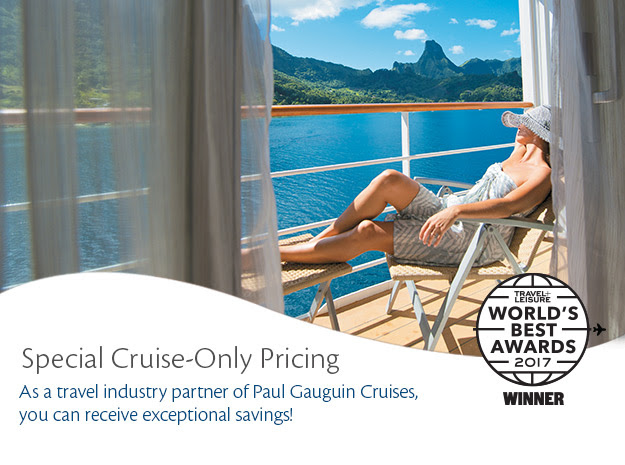 Travel Partner: Sail Away With Us!