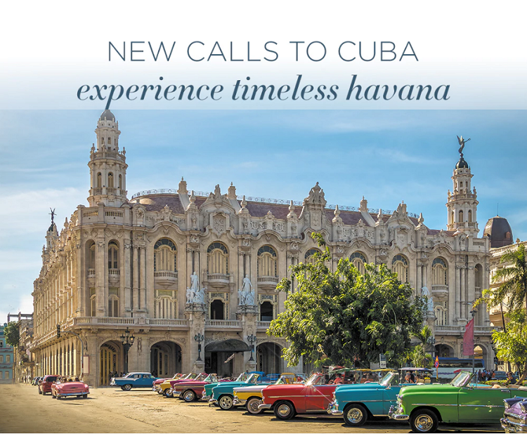 Just Announced | NEW Calls to Cuba