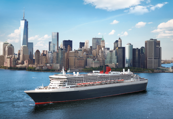 Our exclusive collection of Ensemble Hosted Cunard Cruises