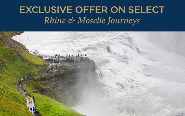 Free 2-Night Iceland Extension on Select Rhine & Moselle Departures