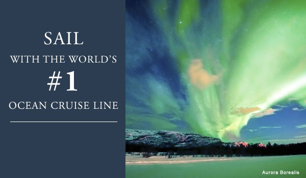 Special Air Savings on our New Northern Lights Cruise