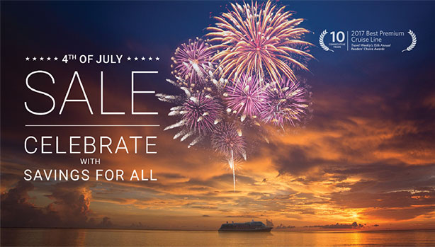 Fourth of July Savings from Celebrity