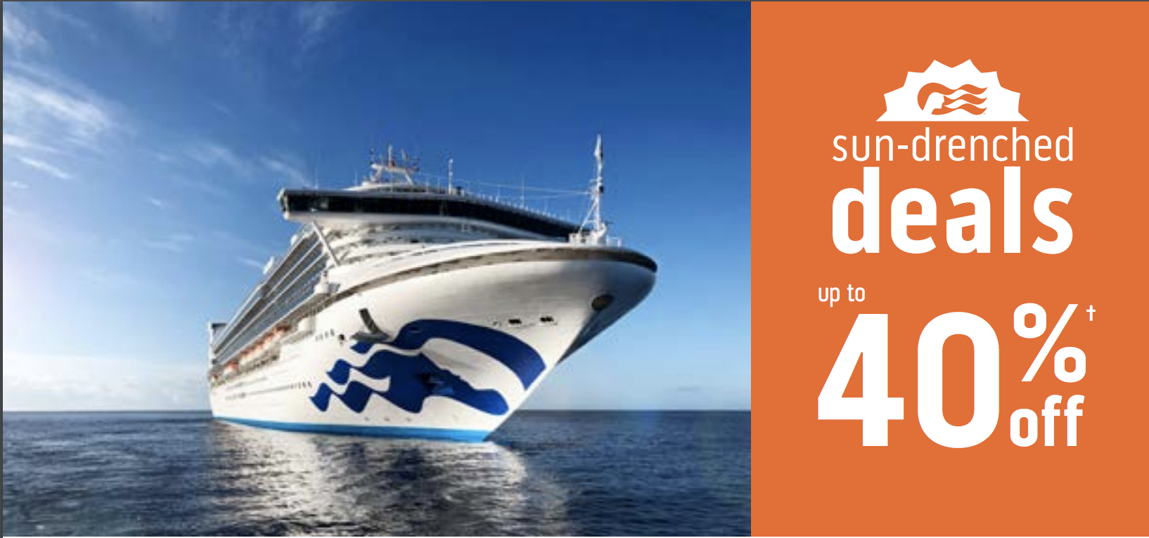 Princess Cruises' Sun-Drenched Summer Sales